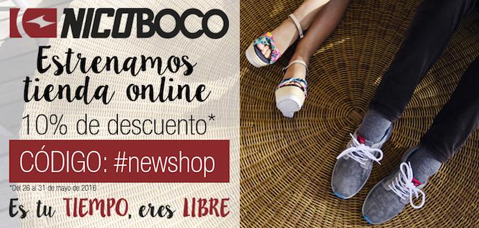 tienda online nicoboco