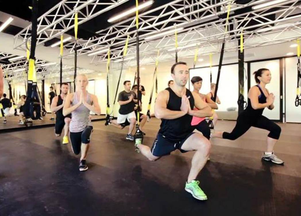 Cómo practicar Yoga combinado con TRX