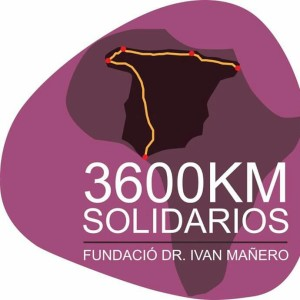 3600 km solidarios ivan mañero
