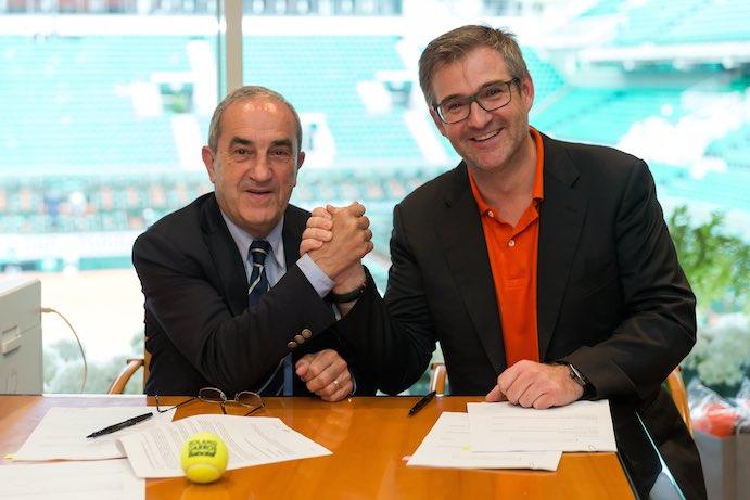 Babolat encara la recta final de Roland Garros como encordador oficial del torneo