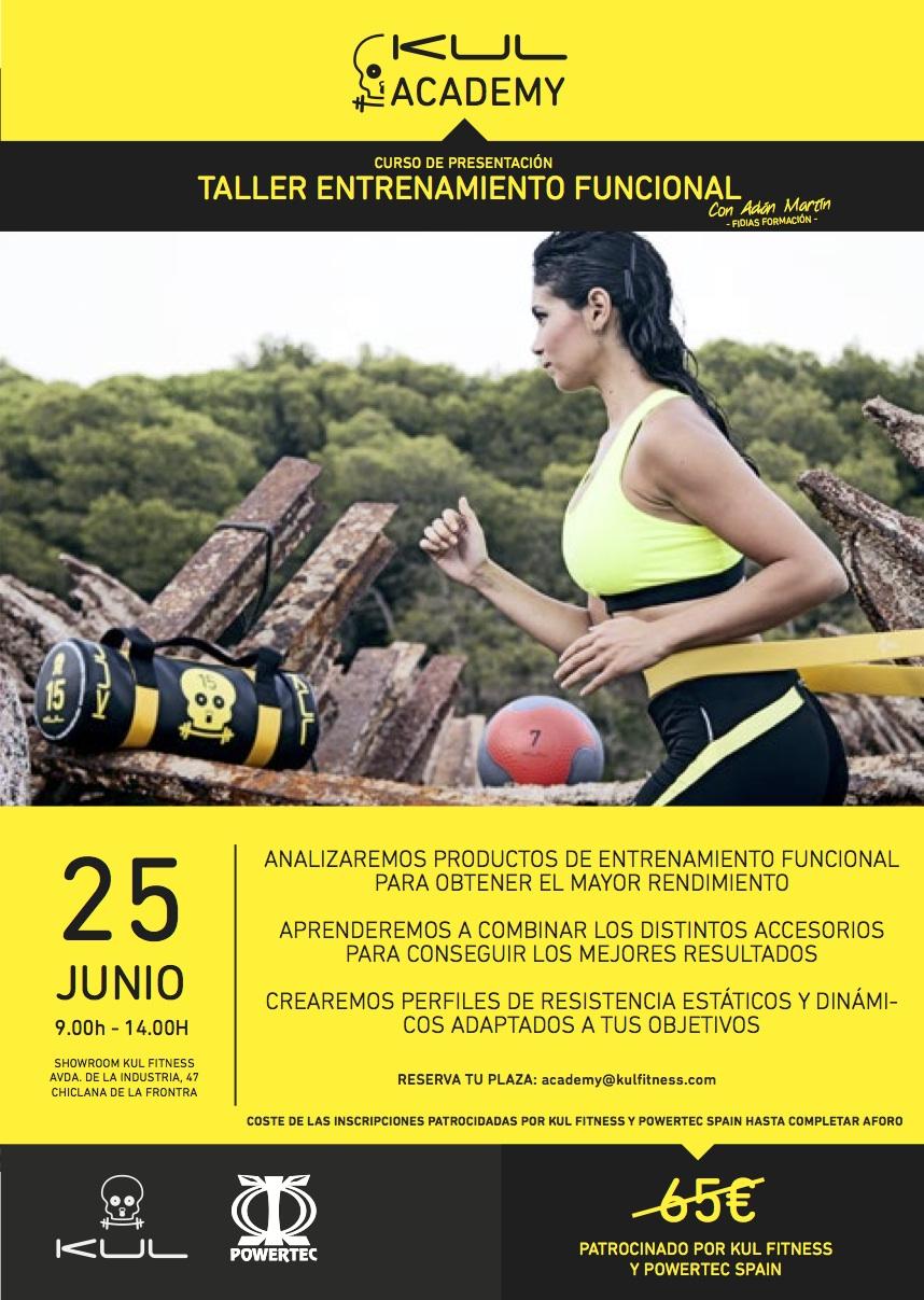 Nace Kul Fitness Academy, una apuesta por la formación en asociación con Fidias