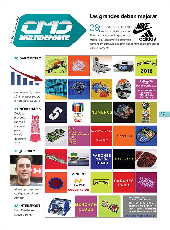 Adidas y Nike siguen sin satisfacer a los detallistas