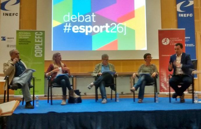 Insulso debate de los partidos sobre las políticas para el deporte