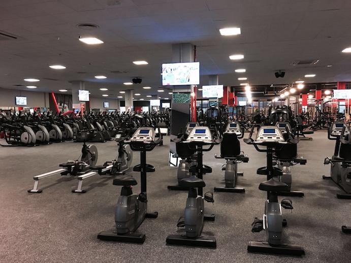 La Milla Sport equipa el nuevo centro Fit Up de Madrid