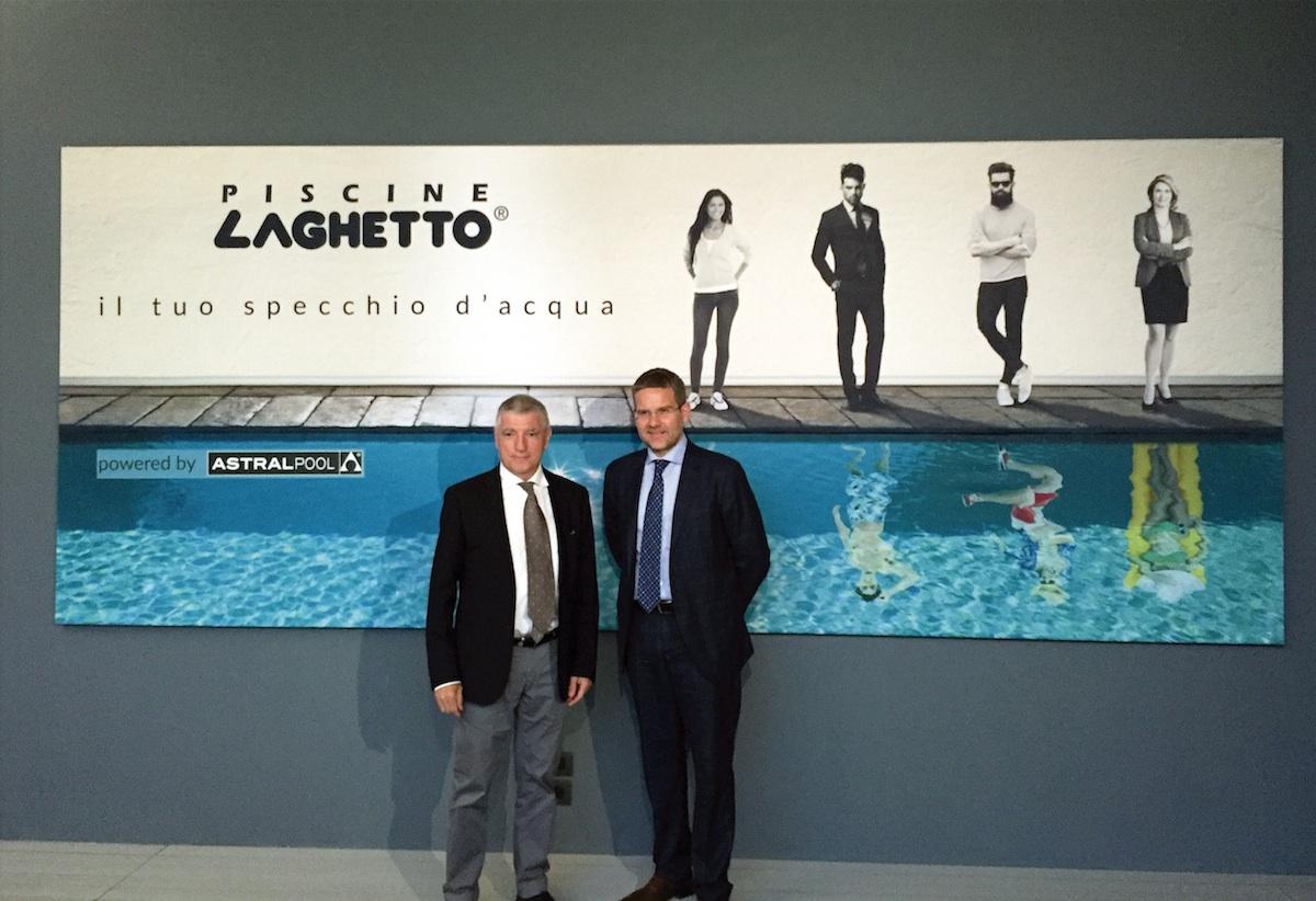Fluidra firma un acuerdo con la italiana Agrisilos-Piscine Laghetto