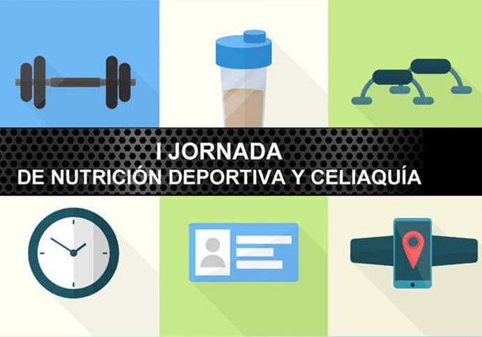 Jornada de Nutrición Deportiva y Celiaquía en Madrid