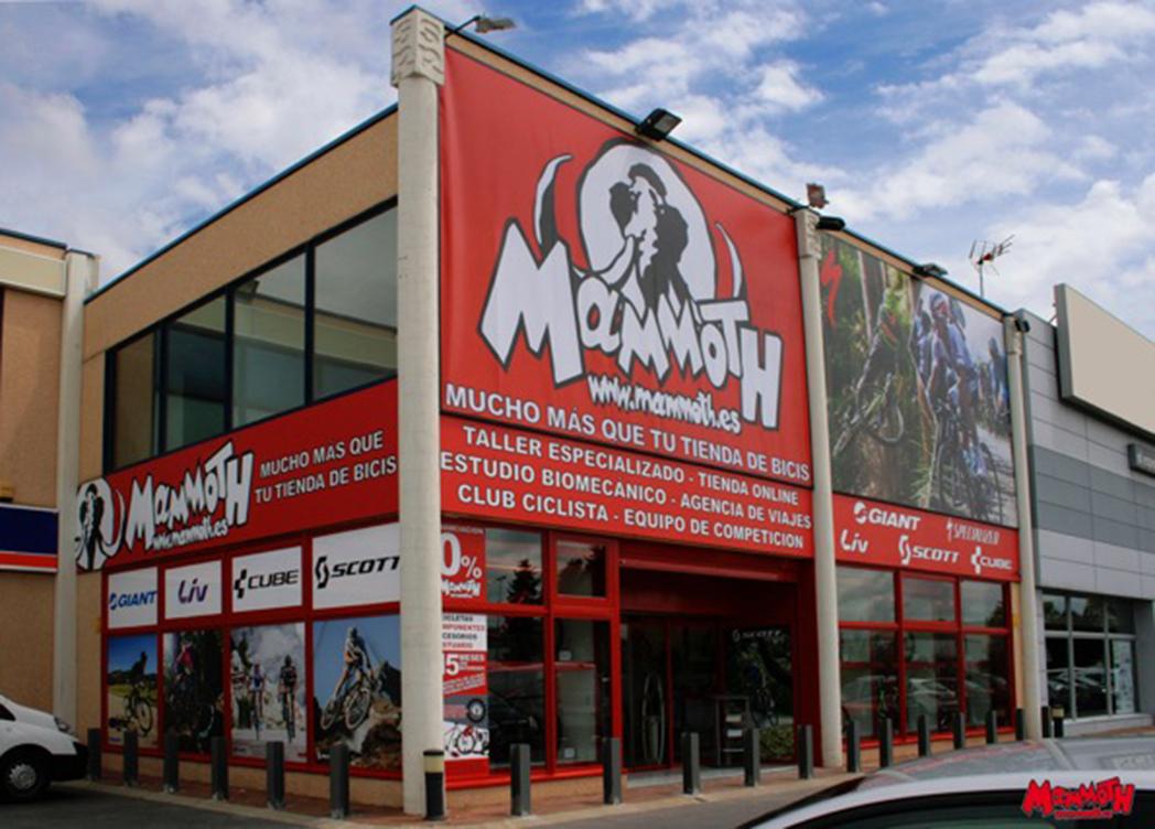 Mammoth abre en Alcalá de Henares su tienda más grande