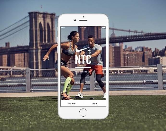 Nike presenta la nueva aplicación Nike+ Training Club