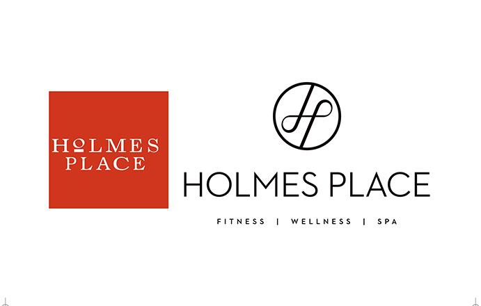 Nuevo logotipo de Holmes Place