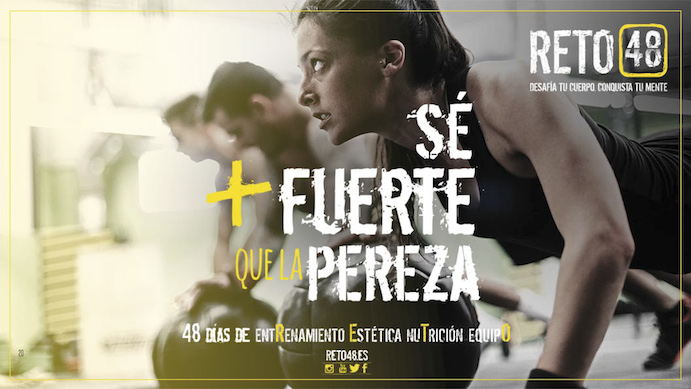 Reto 48: nuevo centro en Madrid, nuevo método de entrenamiento