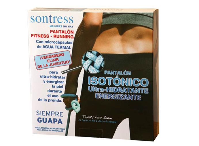Sontress revoluciona el mercado con unas mallas isotónicas ultra-hidratantes