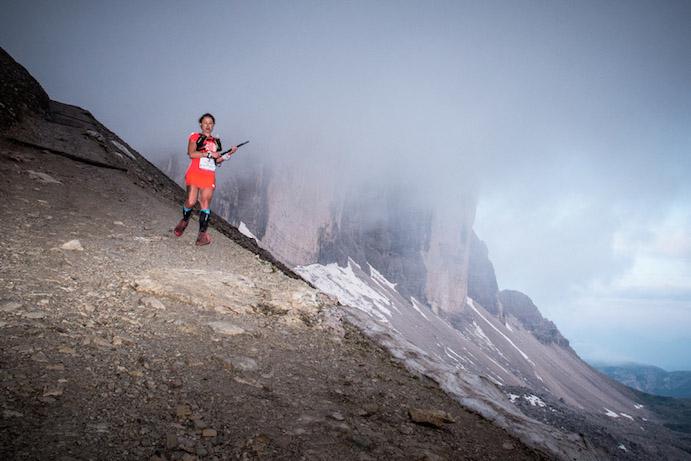 1.500 atletas se desafían en la The North Face Lavaredo Ultra Trail 2016