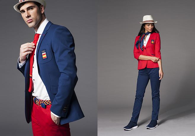Joma desvela los uniformes del COE para Río 2016
