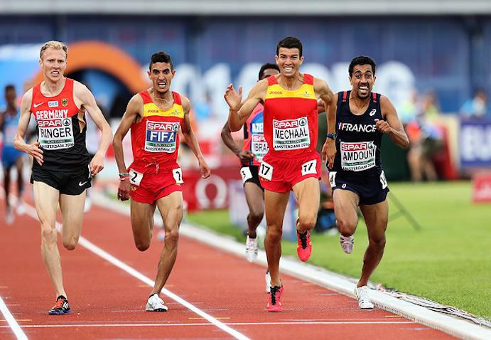 Cinco vídeos del Europeo de Atletismo de Ámsterdam que pasarán a la historia