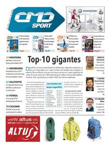Horizon y Altus, marcas anunciantes de CMDsport