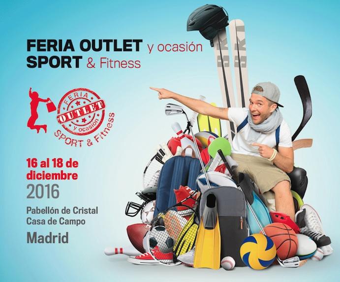 Ya se puede reservar stand para la primera Feria Outlet española del deporte