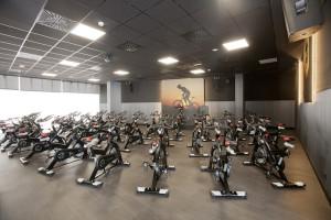 Forus gimnasio Madrid clico indoor
