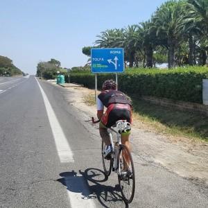 Joan Lara Ironman Barcelona Roma