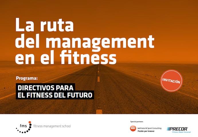 La Ruta del Management en el Fitness anuncia su calendario de otoño