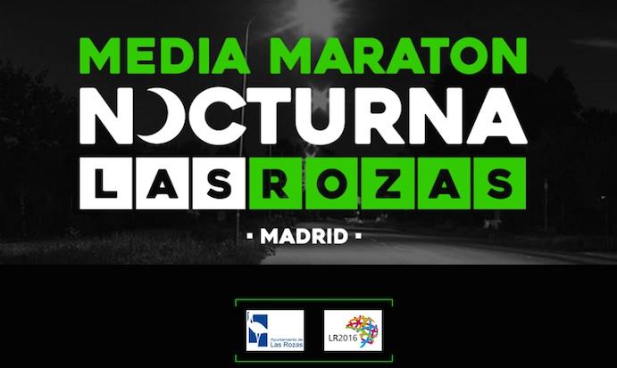 La Media Maratón Nocturna de las Rozas y 5K inicia la venta de dorsales