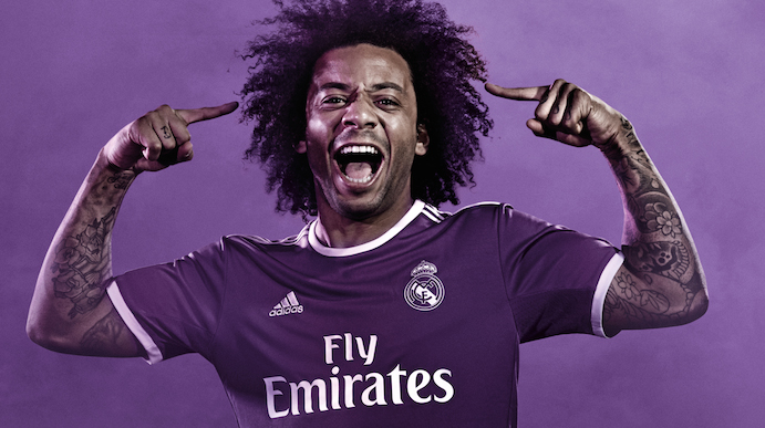 REAL MADRID AWAY KIT MARCELO