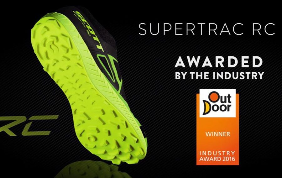 La Scott Supertrac RC, premiada en los OutDoor Awards