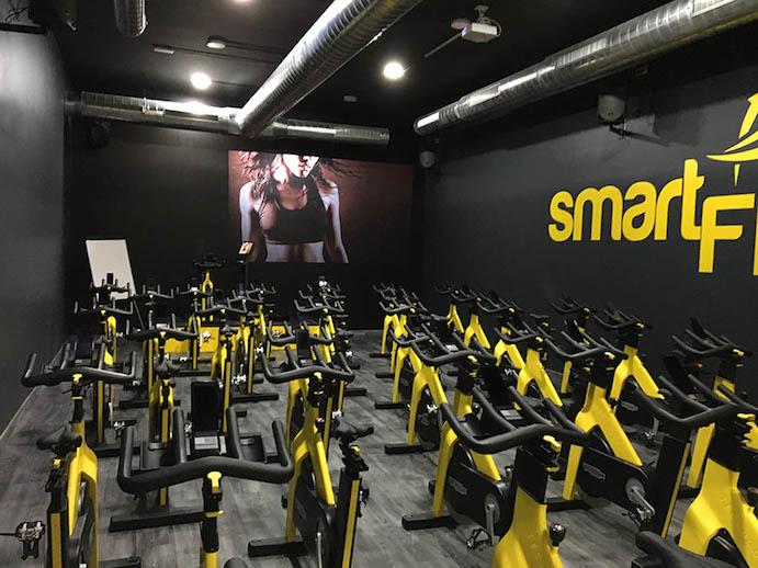 SmartFit alcanza los cuatro centros