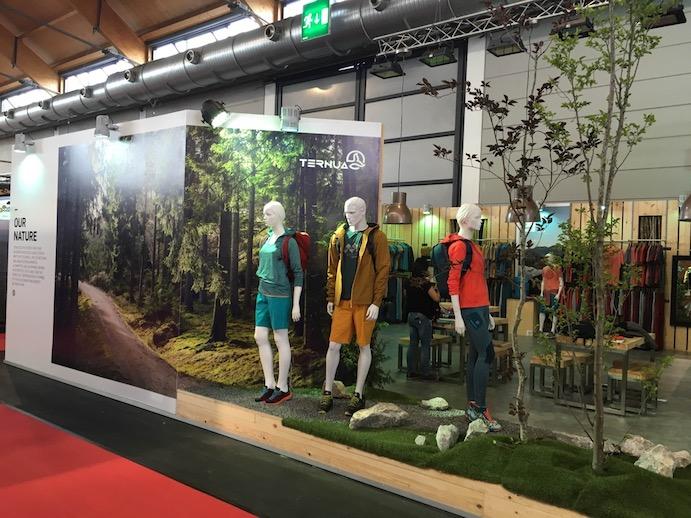 Ternua apuesta por la sostenibilidad para primavera-verano 2017