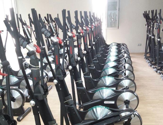 Tecno Sport equipa la sala de elípticas más grande del mundo