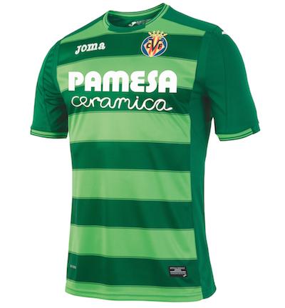 Tercera Equipación Villarreal Joma