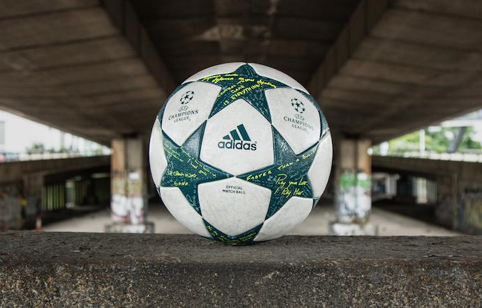 Adidas presenta el balón oficial de la Champions League 2016 17 ... 150534ac74c61