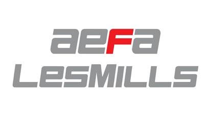 Aefa Les Mills logo