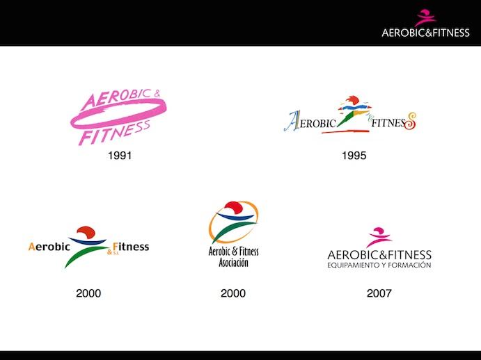 Aerobic & Fitness 25 años
