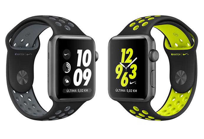 Apple Watch Nike + irrumpe en el mercado de los pulsómetros