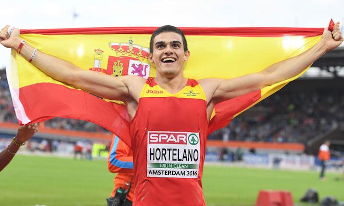 Reconstruyen la mano de Bruno Hortelano tras un grave accidente de tráfico