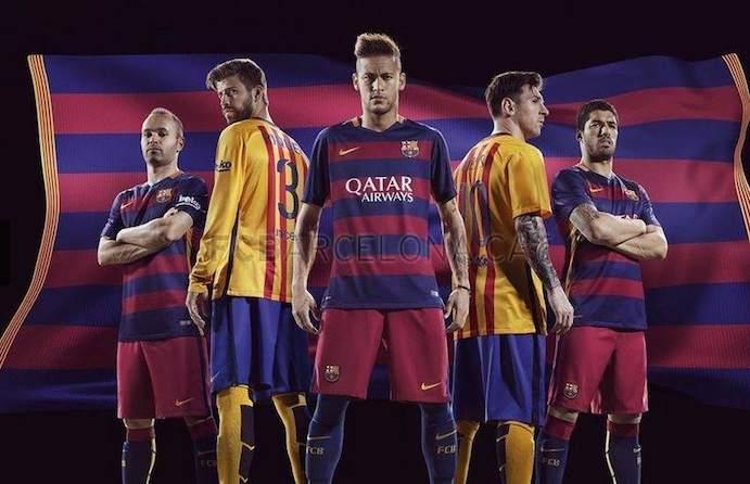 El Barça vendió en el mundo casi 800.000 camisetas más que el Real Madrid