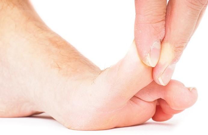 La importancia del dedo gordo del pie para correr