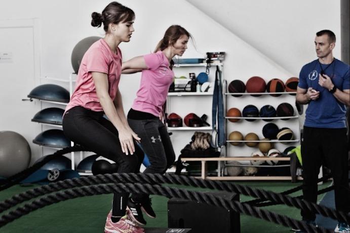 Cómo introducir el alto rendimiento en los gimnasios