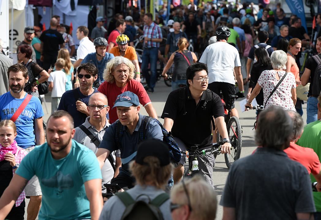 Eurobike anuncia cambio de formato tras la bajada de visitantes profesionales
