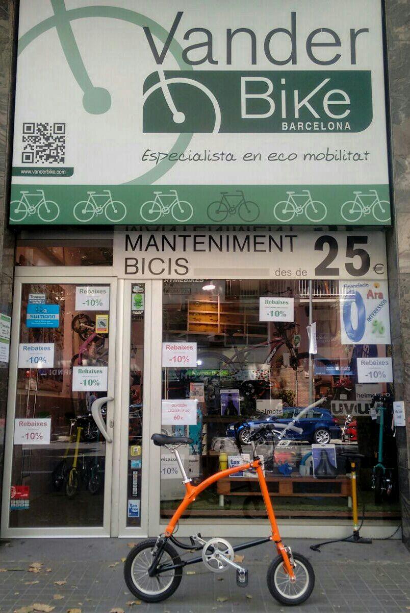Vanderbike se suma al directorio de tiendas de ciclismo de CMDsport