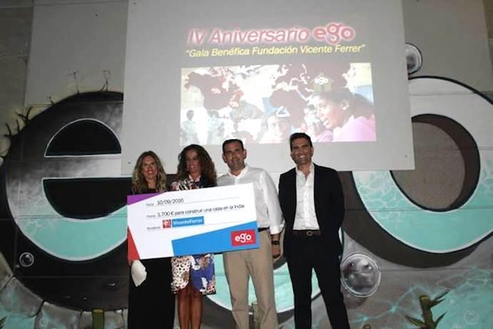 El gimnasio Ego Sport Center celebra su IV aniversario con novedades