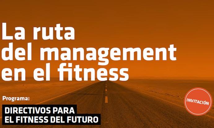 Llega la VIII edición de la Ruta del Management en el Fitness
