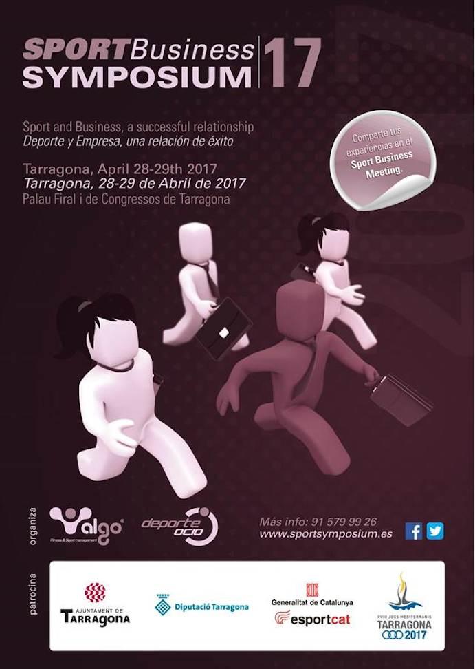 La VIII edición de Sport Business Symposium 2017 se celebrará en Tarragona