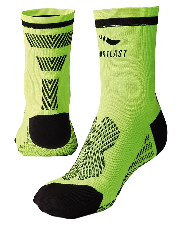 Calcetines para ciclistas con compresión certificada de Sportlast