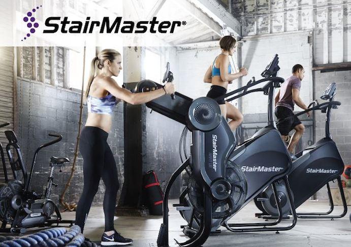 StairMaster suma nuevos elementos a su circuito de entrenamiento