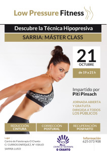 Low Pressure Fitness Sarria