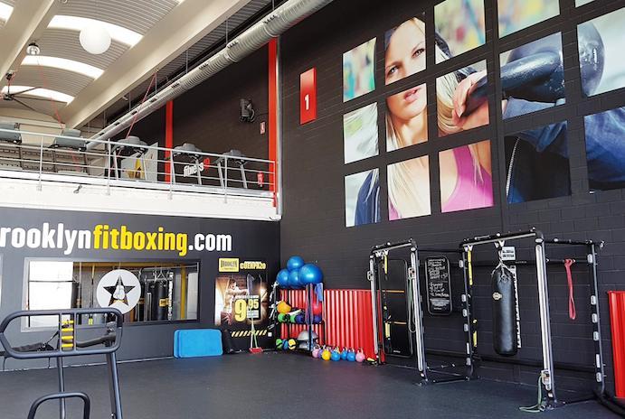 Brooklyn fitboxing comienza la conquista de eeuu con su for Gimnasio gandia