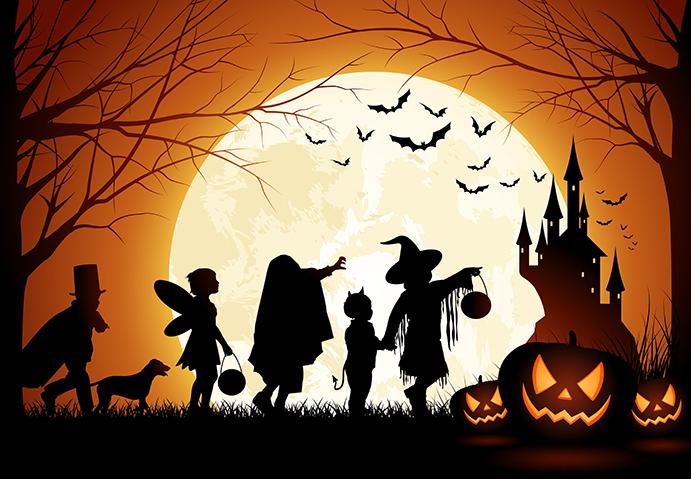 Cómo preparar un mailing para Halloween