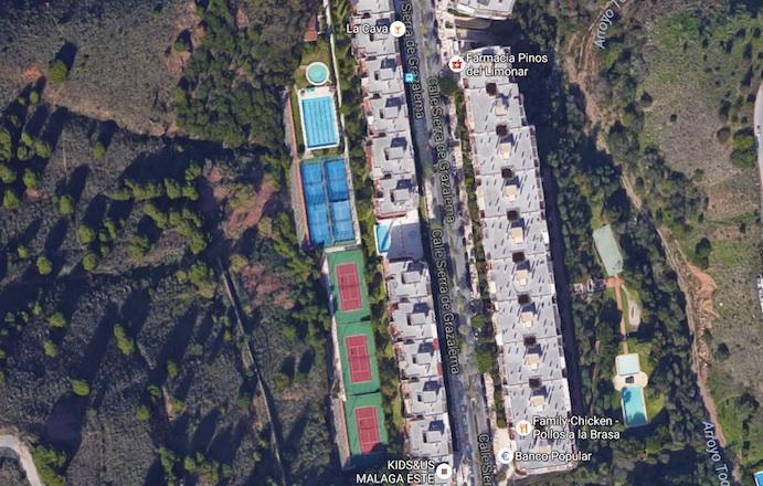 Málaga saca a concurso el centro deportivo Pinos del Llimonar por 328.000 euros al año