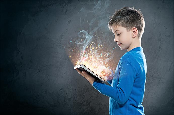 ¿Promovemos el sedentarismo de nuestros hijos?